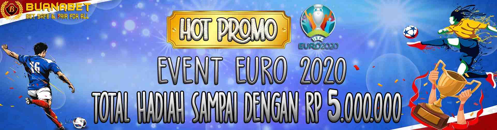 Promo Event Euro2020