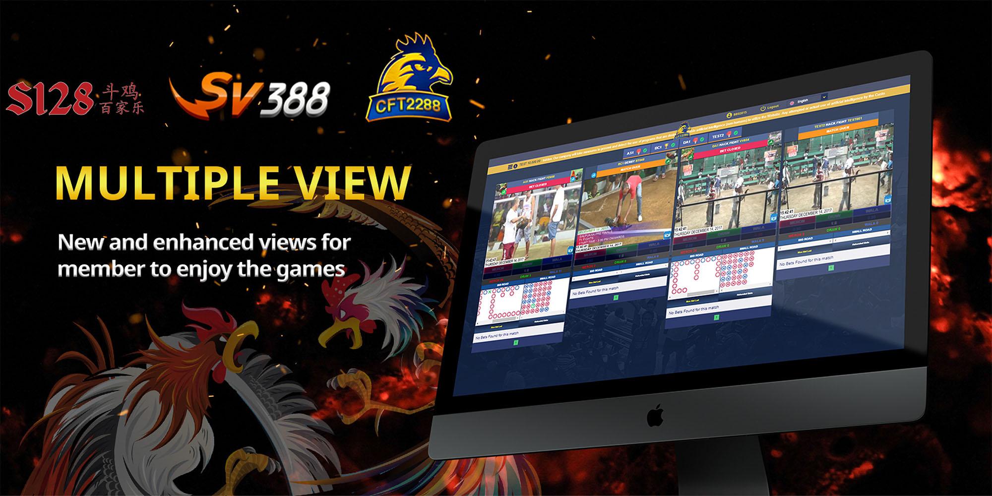 Situs Agen Judi Sabung Ayam Online s128, sv388, cft2288